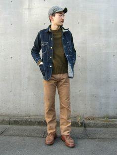 Denime千駄ヶ谷店|Shinodaさんのニット・セーターを使ったコーディネート - ZOZOTOWN