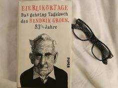 Eierlikörtage | VielFalten Fictional Characters, Ageing, Book Recommendations, Too Busy