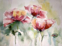 Petra Wanters- watercolor