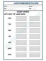 Worksheet of Class-Prep-'ch' sound words-Sound Words-Reading-English Printable English Worksheets, Blends Worksheets, Reading Worksheets, Kindergarten Worksheets, Ch Sound, Sound Words, English Reading, How To Plan