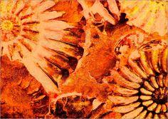 http://www.Energie-Spiralen.de * Ammonit Nr. 01: Poster & Kunstdruck von Ramon Labusch - http://www.posterlounge.de/ammonit-nr-01-pr36633.html