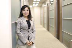 'It was my task to open the door and break the glass ceiling.' — Yukiko Imazu