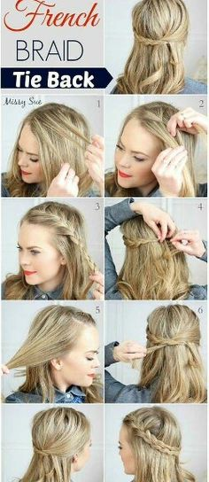 3 Steps No Heat Korean Style Wavy Hair Tutorial And How To Braid