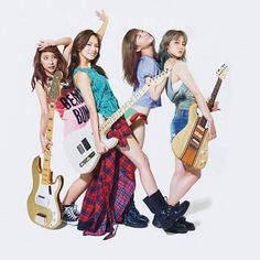 #SCANDAL #SCANDALband #スキャンダル #love #japanesegirls #girlsband #jmusic #jrock #japanesemusic #MamiSasazaki #笹崎まみ #TomomiOgawa #小川ともみ #HarunaOno #小野春菜 #RinaSuzuki #鈴木理奈 #bestscandal