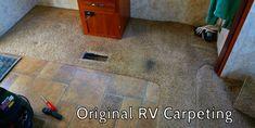 Gungy Old RV OEM Carpet