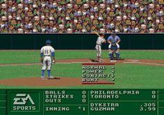 Tony LaRussa Baseball 95