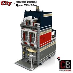 Custom Modular Building - Haus Villa Ichon