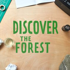 Find a trail near you at DiscoverTheForest.