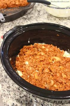 Slow Cooker Deep Dish Lasagna Sausage Spaghetti, Sausage Pasta, Eggplant Lasagna, No Noodle Lasagna, Deep Dish, Italian Seasoning, Recipe Today, Pasta Dishes, Gluten Free Recipes