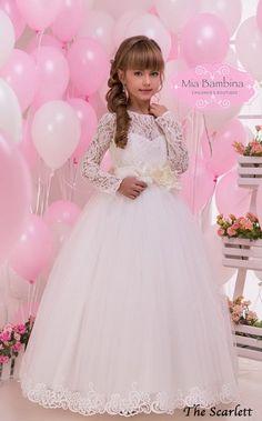 Scarlett – Mia Bambina Boutique