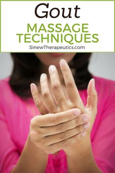 Massage Techniques to help break down scar tissue reduce pain and promote heal