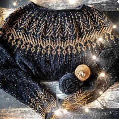 Ravelry: Hinterland pattern by Jennifer Steingass Fair Isle Knitting Patterns, Sweater Knitting Patterns, Knitting Stitches, Knit Patterns, Yarn Projects, Knitting Projects, Crochet Projects, Sport Weight Yarn, Yarn Crafts