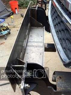 Custom Bumper build - Diesel Place : Chevrolet and GMC Diesel Truck Forums Truck Mods, Lifted Trucks, Chevy Trucks, Pickup Trucks, Dually Trucks, Lifted Ford, Custom Truck Bumpers, Custom Truck Parts, Custom Trucks