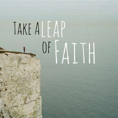 take a leap of faith - Google Search