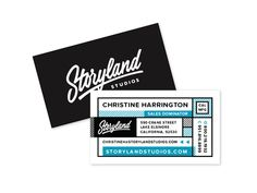 Storyland Collateral