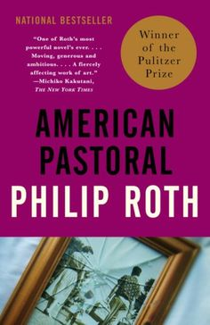 American Pastoral by Philip Roth adapted into American Pastoral, released October 21, 2016.