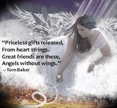 """Angel's Without Wings"""