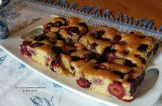 renate goes vegan: Kirschkuchen