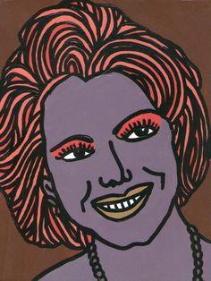 1957 - Doris Gil (Antioquia W)