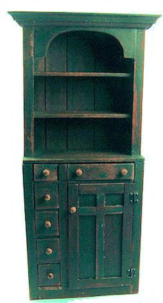 "Kitchen hutch by Bubba $150 3"" wide, 1"" deep, 5 3/4"" tall"