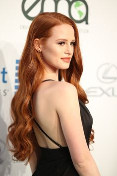 Madelaine Petsch Photos Photos: Environmental Media Association Hosts Its Annual EMA Awards Presented by Toyota, Lexus and Calvert - Red Carpet - Madelaine Petsch Photos – Actress Madelaine Petsch attends the Environmental Media Association 26 - Beautiful Red Hair, Beautiful Redhead, Hair Inspo, Hair Inspiration, Cheryl Blossom Riverdale, Madelaine Petsch, Redhead Girl, Grunge Hair, Redheads