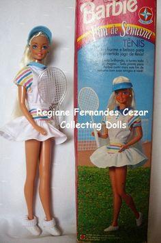 My Dolls Collection: Barbie Fim de Semana, Estrela, 1995