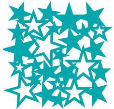 FREE cut file: starmesh #silhouette #cameo