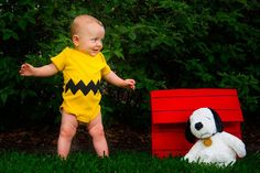 5 zero-effort Halloween costume ideas for lazy babies (and busy parents)