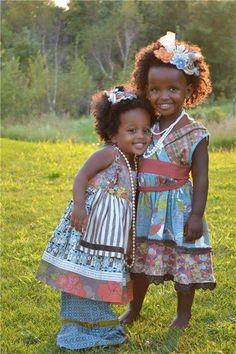 African Princesses.