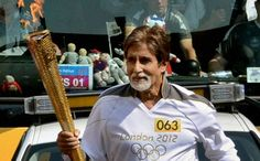 "Famous Bollywood actor Amitabh Bachchan to carry the Olympic flame through the ""Little India"" borough of Southwark in London was an inspired choice and brilliant marketing move."