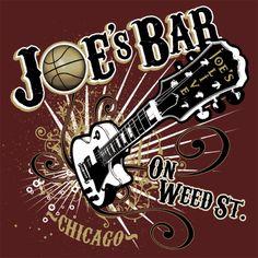 See a concert at Joe's Bar - Chicago
