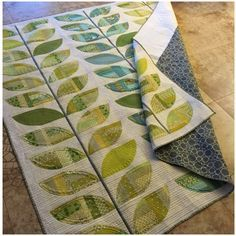 Sew Kind Of Wonderful: One Wonderful Curve!! Final Edit! Green Smoothie Quilt