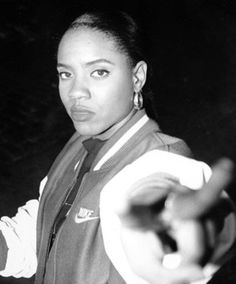 MC Lyte: In my top 10 as the one of the best to have ever done it!