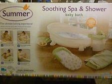 Infant Spa And Shower