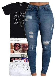 """""""Untitled #218"""" by shaymacc ❤ liked on Polyvore featuring NIKE"""