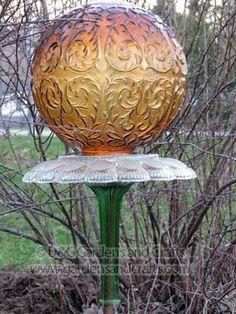 Glass Garden Totem