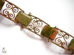 Κοσμήματα από χαλκό, Boho-σπείρα Annamaria Kricsár από την Ουγγαρία. Συζήτηση για LiveInternet - Ρωσική Υπηρεσία online ημερολόγια