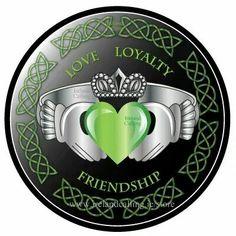 Love, Loyalty, Friendship - Ireland Calling FB