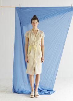. lifegist. eco fashion. ecologic fashionImage of MAKALU DRESS