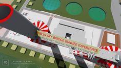 Sky Bridge, Dublin City, Best Interior Design, Concept