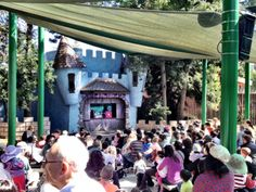 Happy Hollow Puppet Theater in San Jose, CA