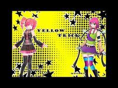 【Kasane Teto & -Kotori-】 Yellow Trick 【UTAU Cover】 #utau #utauloid