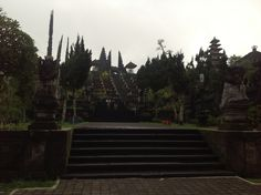 Pura Besakin, the Mother temple