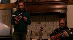 Arjan Hut draacht foar út Aurora Bossa Nova, begelaat troch Martin Pals op gitaar