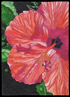 hibiscus.png - Artist Gallery - Fiber Art Now Resource | Contemporary Fiber Arts & Textiles