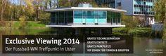 Public Viewing an der WM 2014 in Uster von Two B Exclusive Viewing Basel, Public, Outdoor Decor, Home Decor, Lucerne, Switzerland, Decoration Home, Room Decor, Home Interior Design