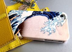 Free shipping iPhone4/4S Case Hokusai Great Wave by GiantSparrows, £24.99