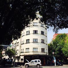 Edificio Lafayette 1935-43 Culiacán y Citlatepelt Hipódromo Condesa México DF