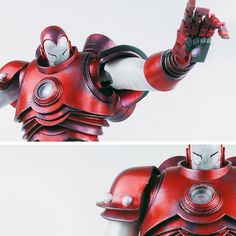 13.5 inches (34cm) tall The Invincible Iron Man - Silver Centurion costs 220USD and goes up for pre-order at www.bambalandstore.com on February 13th, 9:00AM HK time.   3AVOX newsletter: http://us1.campaign-archive1.com/?u=df39a60ebc972356a8428c41e&id=d7f2fda55a&e  #threeA #AshleyWood #Marvel #IronMan #FutureBambasale #Bambalandstore #toy #actionfigure #toyplanet #toycommunity #toys #hobby #toycollector #art #collectibles #vinyl #designertoys #toyphoto #toyphotography #collecting #comic…