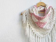 trillium scarf free